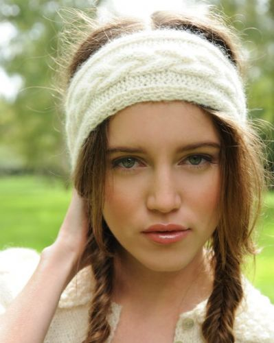 Diana Cable Headband